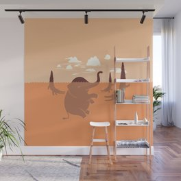It's Not What You Look At That Matters. It's What You See- Henry David Thoreau Quote. Wall Mural