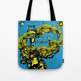 Dreamer girl Tote Bag