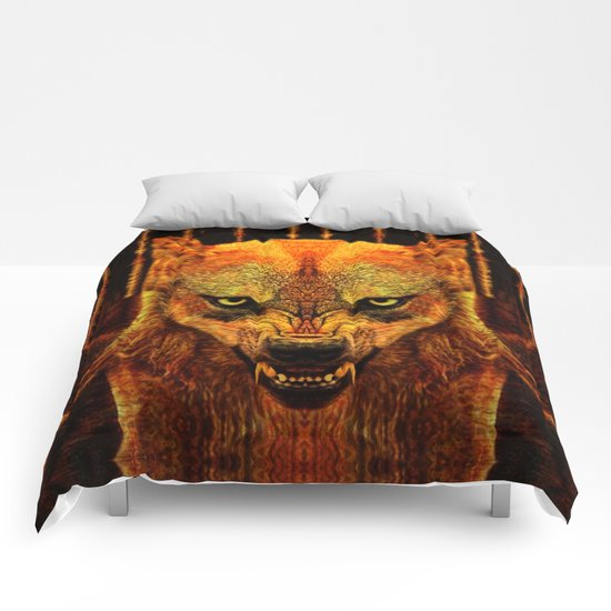 Canis Lupus I Comforters