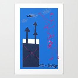 No ta to low tar! Art Print