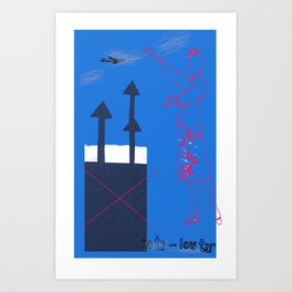 No ta to low tar! Art Print