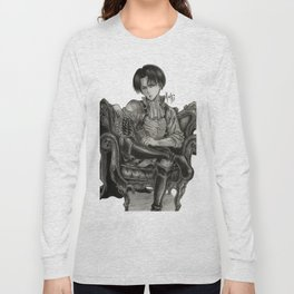 Levi Ackerman Long Sleeve T-shirt