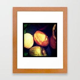 Platter Pals Framed Art Print