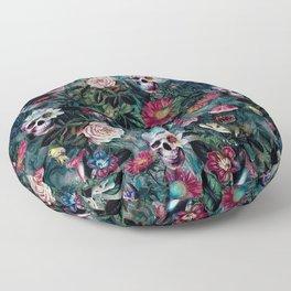 Poisonous Forest Floor Pillow