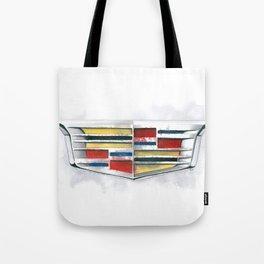 Cadillac #1 Tote Bag