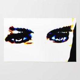 Lugosi's Eyes Rug