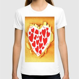 Love in languages T-shirt