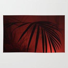 Night Palm Rug