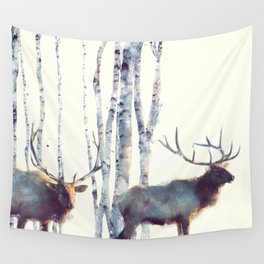 Elk // Follow Wall Tapestry