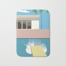 Swimming Pool, Bath Mat