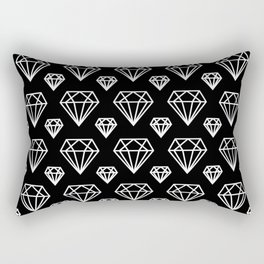 Diamonds Rectangular Pillow