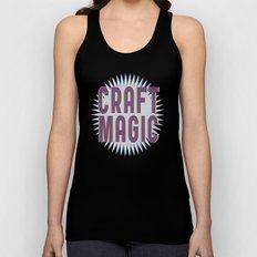 Craft Magic // Berry Unisex Tank Top