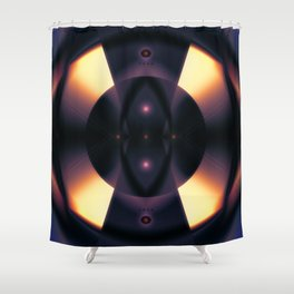 Take One Home Shower Curtain