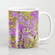 Garden Pansy Mug