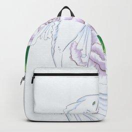 ying & yang Backpack