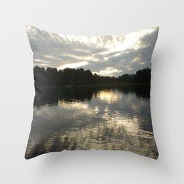 Lakeside 006 Throw Pillow