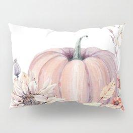 Autumn Pumpkin Pillow Sham
