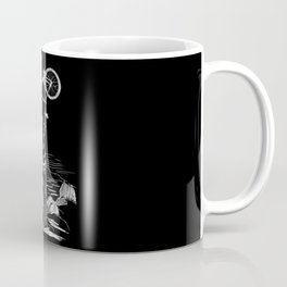 Bike Contemplation Coffee Mug