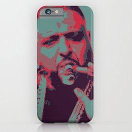 DJ Khalid we the best music iPhone Case