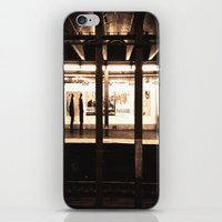 jewish iPhone & iPod Skins featuring Rush Hour by Brown Eyed Lady