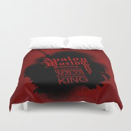 Avalon World Tour Duvet Cover