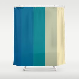 Airlines Shower Curtain