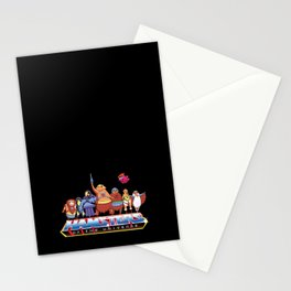 Hamsters Of The Universe Stationery Cards