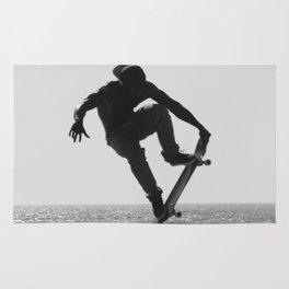 Skateboard Freedom Rug