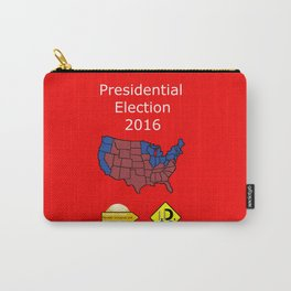 2016 Presidential Elecion Carry-All Pouch