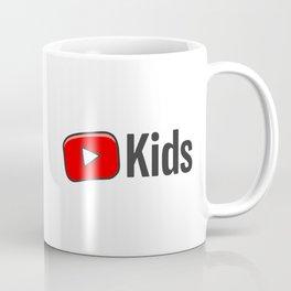 Youtube Kids Coffee Mug