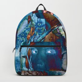 Torn Backpack