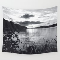 stockholm Wall Tapestries featuring Stockholm 02 by Viviana Gonzalez