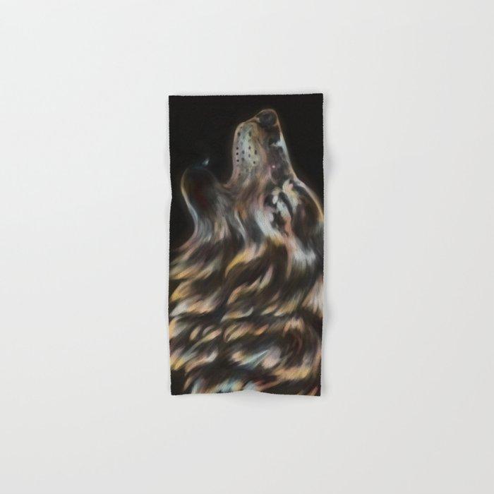 Iridescent Howl Hand & Bath Towel