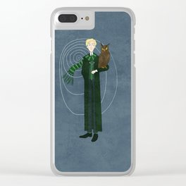 Draco Clear iPhone Case