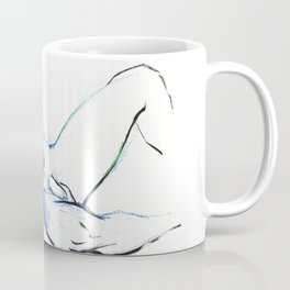 ANDRE, Nude Male by Frank-Joseph Coffee Mug