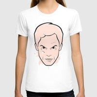 dexter T-shirts featuring Dexter Morgan - Dexter by Federico Detor Simoni