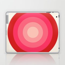 Keepin' on - 70's style retro vibes throwback minimal 1970s art decor gifts Laptop & iPad Skin