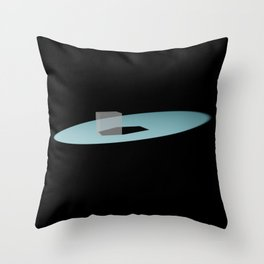 Shadow Box Throw Pillow