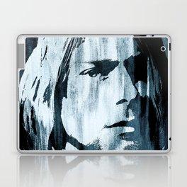 Kurt# Cobain#Nirvana Laptop & iPad Skin
