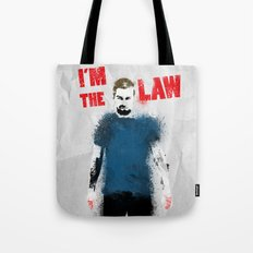 I'm the Law Tote Bag