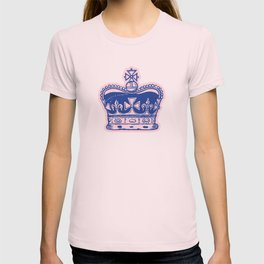 Doctor Who Rose Tyler Tooth and Claw Crown T-shirt  T-shirt