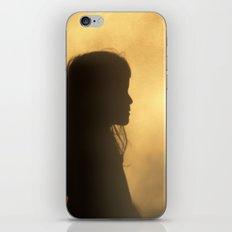 Shadow Girl iPhone & iPod Skin