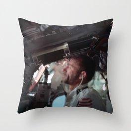 Apollo 1 Throw Pillow