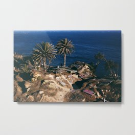 sunken city Metal Print