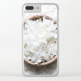 Cocos Clear iPhone Case