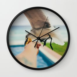 Larus Wall Clock