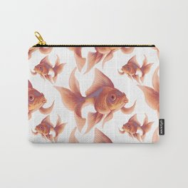 Gold Fishes Carry-All Pouch