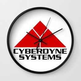 Cyberdyne Systems Wall Clock