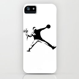 #TheJumpmanSeries, Banksy iPhone Case