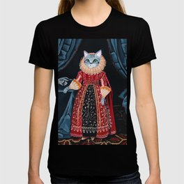 Lady Tabby Siverly T-shirt